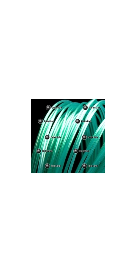 PLA 3D printer filament 1.75mm nautical green 328C