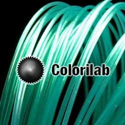 PLA 3D printer filament 3.00mm nautical green 328C
