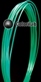 ABS 3D printer filament 1.75mm nautical green 3268C