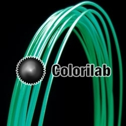 ABS 3D printer filament 3.00mm close to nautical green 3268 C