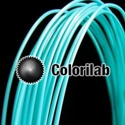 PLA 3D printer filament 1.75mm turquoise 319C