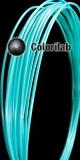 Filament d'imprimante 3D ABS 3.00 mm turquoise 319C
