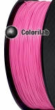 Filament d'imprimante 3D 2.85 mm PLA rose 2375C