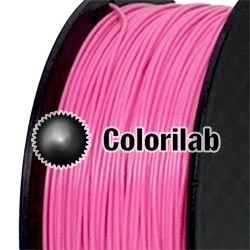 PLA 3D printer filament 3.00 mm pink 2375C