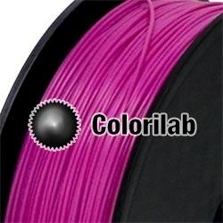 ABS 3D printer filament 2.85 mm close to violet 248 C