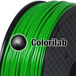 ABS 3D printer filament 2.85 mm close to dark green 2272 C