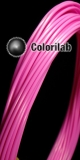 Filament d'imprimante 3D 3.00 mm ABS rose 2375C