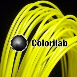 ABS 3D printer filament 2.85 mm pale green 396U