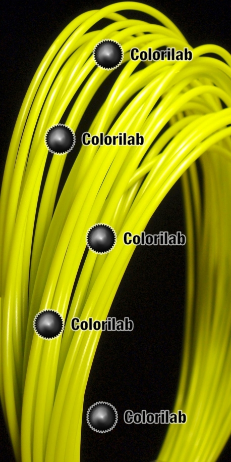 ABS 3D printer filament 3.00 mm pale green 396U