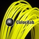 Filament d'imprimante 3D PP 3.00 mm jaune phosphorescent 396 C
