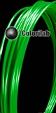Filament d'imprimante 3D 3.00 mm PLA vert foncé 2272C