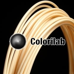 PLA 3D printer filament 3.00 mm close to skin leather pink 475 C