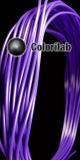 Filament d'imprimante 3D 3.00 mm PLA bleu-violet 2118C