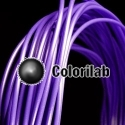 Filament d'imprimante 3D 3.00 mm ABS bleu-violet 2118C