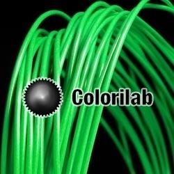 Filament d'imprimante 3D 1.75 mm PLA vert fluo 802C