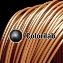 3D printer filament 3.00mm ABS brown 4705C