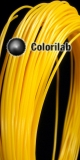 PLA-Flex 3D printer filament 1.75 mm yellow 129C
