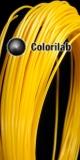 PLA-Flex 3D printer filament 1.75 mm close to yellow 129 C