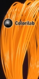 Filament d'imprimante 3D 1.75 mm PLA-Flex orange 1495C