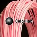 Filament d'imprimante 3D 1.75 mm PLA rose pâle 230C
