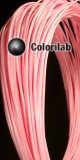 PLA 3D printer filament 3.00 mm light pink 230C