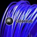 Filament d'imprimante 3D 1.75 mm PLA bleu 072C