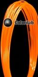 POM 3D printer filament 1.75mm close to orange 1505 C