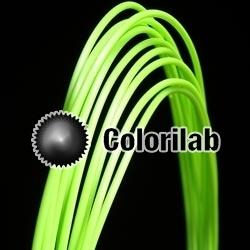 PLA 3D printer filament 1.75mm granny smith green 2285 C