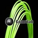 ABS 3D printer filament 3.00mm granny smith green 2285C