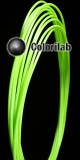 Filament d'imprimante 3D ABS 3.00 mm vert granny smith 2285C