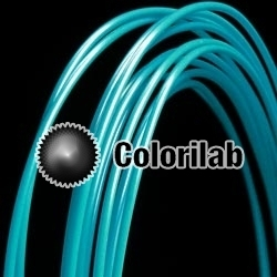 PLA 3D printer filament 3.00mm abyssal blue 2185C