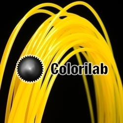 PA 3D printer filament 1.75mm close to yellow 7548 C