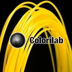 PA 3D printer filament 1.75mm yellow 7548C