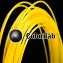 PA 3D printer filament 1.75mm yellow 7548C