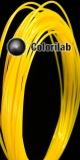 Filament d'imprimante 3D PA 1.75 mm jaune 7548C