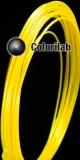 ABS 3D printer filament 3.00mm yellow 012C