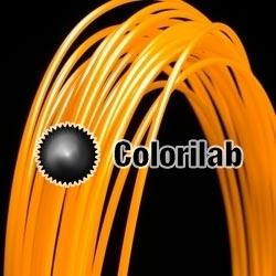 Filament d'imprimante 3D ABS 1.75 mm orange 2013C