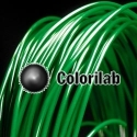 ABS 3D printer filament 1.75mm Christmas holiday green 3425C
