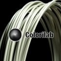 ABS 3D printer filament 1.75mm gray Cool Gray 8C