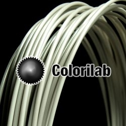ABS 3D printer filament 3.00mm cool grey Cool Gray 8C