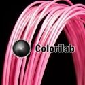 ABS 3D printer filament 1.75mm pink 231C