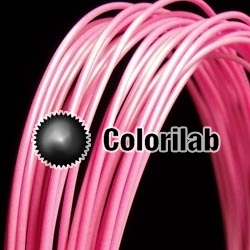 Filament d'imprimante 3D ABS 3.00 mm rose 231C