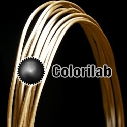 PLA 3D printer filament 1.75mm wood 469C