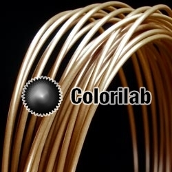 ABS 3D printer filament 1.75mm wood 1545C