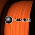 3D printer filament 1.75mm PLA glow in the dark red