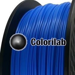 3D printer filament 1.75mm PLA close to blue 1 - 2172 C