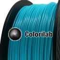 Filament d'imprimante 3D 1.75 mm PLA bleu 2 - 3115C