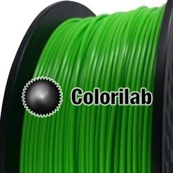 Filament d'imprimante 3D 1.75 mm PLA vert 2270C