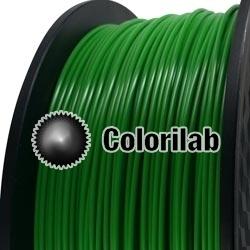 Filament d'imprimante 3D 1.75 mm PLA vert foncé 7740C