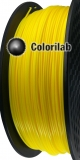 3D printer filament 1.75mm PLA close to yellow 107 C
